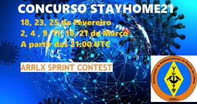 STAYHOME21 Update