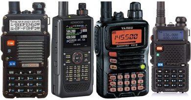 Best Handheld Ham Radio Under $150 – 2021