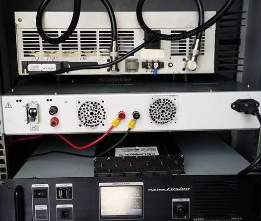 Repetidor VHF Fusion – Moinhos da Funcheira